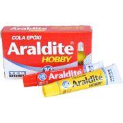 Cola Epoxi Araldite Hobby 16 Gramas Tekbond