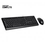 Computador Cpu Intel Core i3 8gb HD 500gb Teclado Mouse