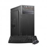 Cpu Intel Core 2 Duo 4gb HD 500gb Teclado Mouse