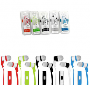 Fone de Ouvido c/ Microfone para Celular Knup KP 389