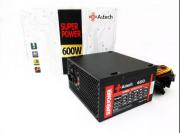 Fonte Atx 600 Watts Real Astech Super Power