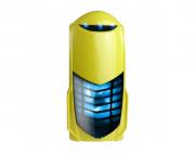 Gabinete Pixxo Gaming Case S/fonte Htc 10 Amarelo