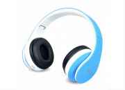 Headphone Bluetooth HF 400 BT Branco Exbom
