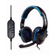 HEADSET PARA PC, PS3, PS4, XBOX KP-357 KNUP