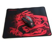 Kit Gamer Completo Teclado , Mouse, Headset e Mouse Pad USB TPC-050 Hoopson Led