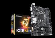 Mb Gigabyte H-310-M M2 Som vídeo Rede Lga1151