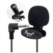 Mini Microfone de Lapela KP 911 Knup