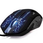Mouse Usb Gamer Gd 6 Botões KP-V35 Knup
