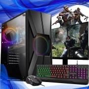 Pc Gamer Completo I5 8gb Ssd 240gb Hd500 Placa De Video 4gb