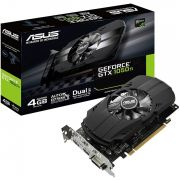 Placa de vídeo  4GB Pci- Express GTX 1050 TI GeForce DDR5  Asus