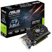 PLACA DE vídeo ASUS GTX 750 1GB PCI-E DDR-5