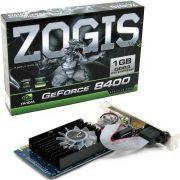 PLACA DE vídeo GF 8400 DDR3 1GB PCI-E ZOGIS