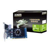 placa de vídeo GT-610 1GB PCI-E DDR-3 ZOGIS