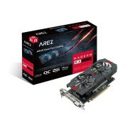Placa de vídeo Pci-Express RX-560 DDR5 Arez Asus