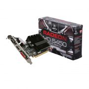 Placa de Vídeo VGA XFX AMD ATI Radeon HD5450 1GB DDR3 64-Bit PCI-E