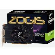 Placa de Vídeo VGA Zogis GeForce GTX 750 Ti 2GB DDR5 128 Bits PCI-Express ZOGTX750TI-2GD5