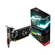 PLACA DE vídeo XFX RADEON R7 240 2GB 128BIT DDR3, R7-240A-CLF2