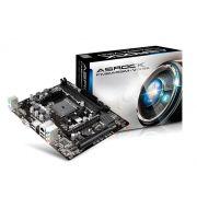 PLACA MÃE ASROCK FM2A55M-VG3+ P/ AMD FM2+ DDR3