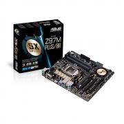 PLACA MÃE ASUS GAMER Z97M PLUS/BR P/ INTEL LGA 1150 DDR-3