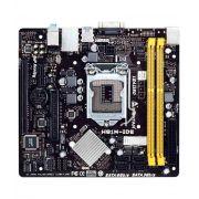 Placa Mãe Biostar H81M-IDE LGA 1150 i3 i5 i7 DDR3