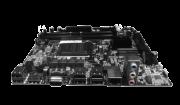 PLACA MÃE  BRAZIL PC BPC-H55M V1.1 1156 SOM VIDEO REDE