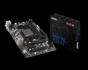 Placa Mãe Msi A68HM-E33 FM2+ DDR3 V2 Som vídeo Rede 2USB 3.0