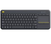TECLADO LOGITECH WIRELESS COM TOUCH K400PLUS COMPATÍVEL COM SMART TV