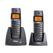Telefone s/Fio Ts -40 c Preto Icon Intelbras