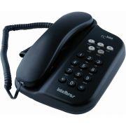 Telefone tc500 Preto Intelbras