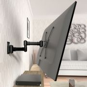 Suporte triarticulado com inclinação para TV/Monitor de 19 a 56 Pol - STPA-50