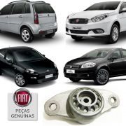 Coxim Amortecedor Traseiro Fiat Siena, Linea - Punto, Idea Cod. 51761830