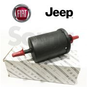 Filtro de Combustível FLEX Fiat e JEEP Diversos (CONSULTE CHASSI) Cod. 51806073