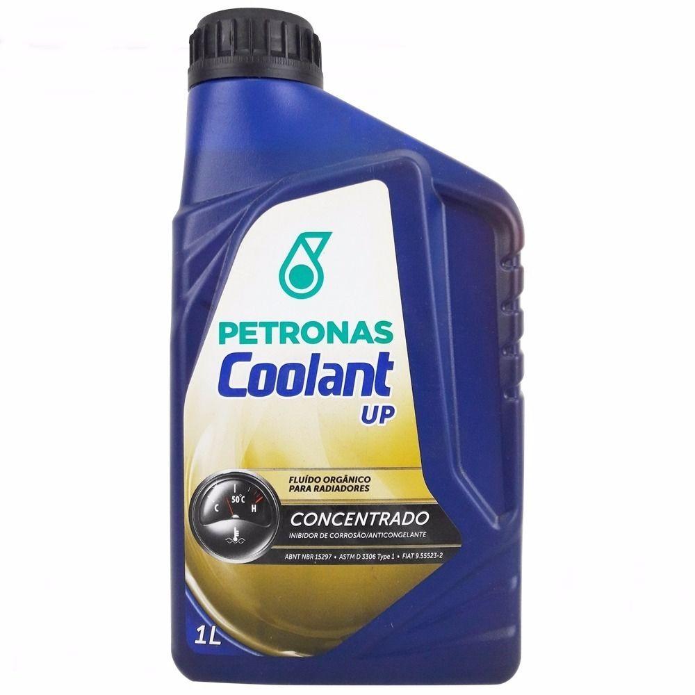Aditivo Radiador Petronas Coolant Up Concentrado - 1L