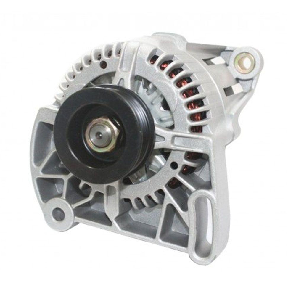 Alternador 12v 75 AMP Linha Fiat s/ Ar Cond. - Cod. 51876423
