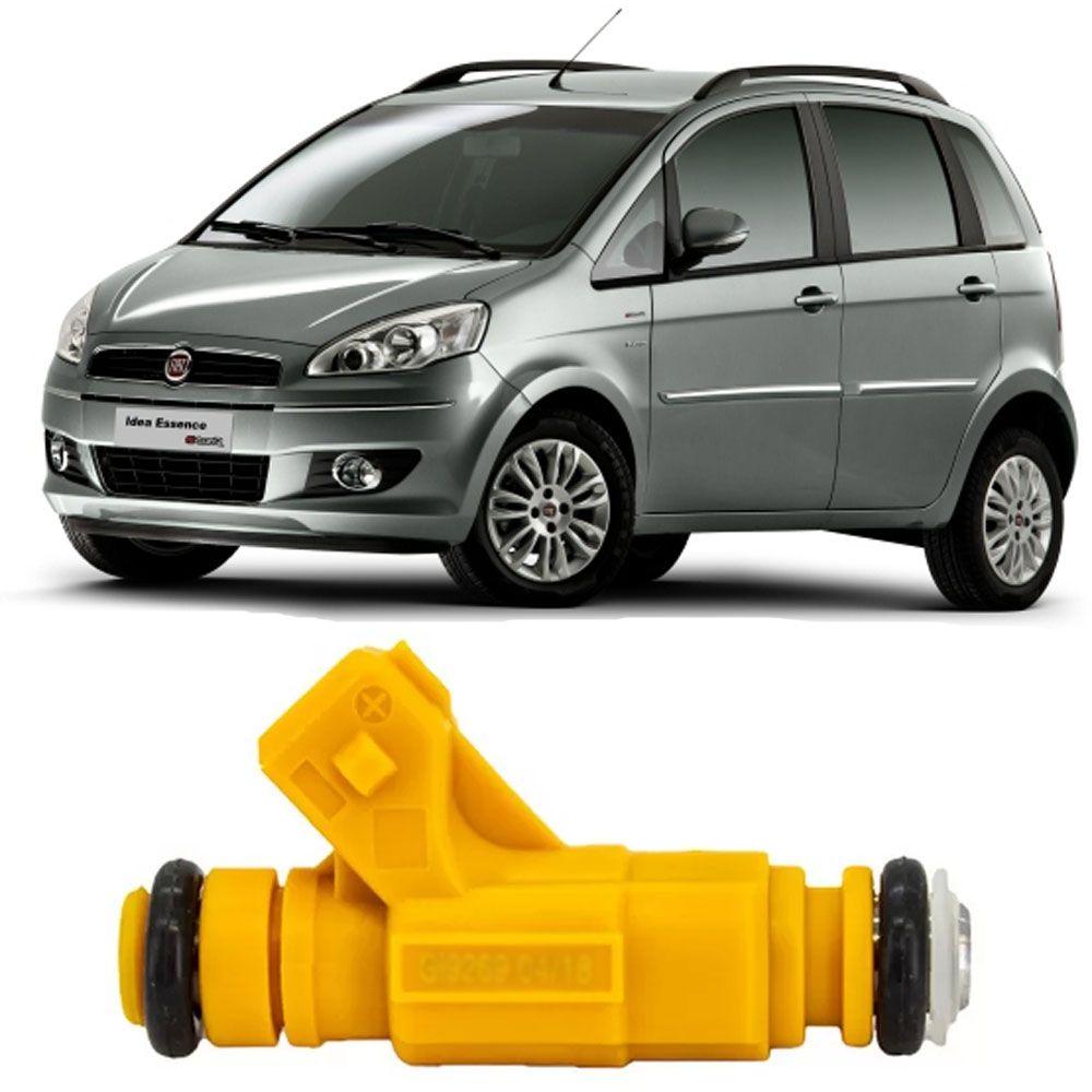 Bico Injetor Original Fiat Idea 2011 a 2016 1.4 (UNITÁRIO) Cod. 55200258