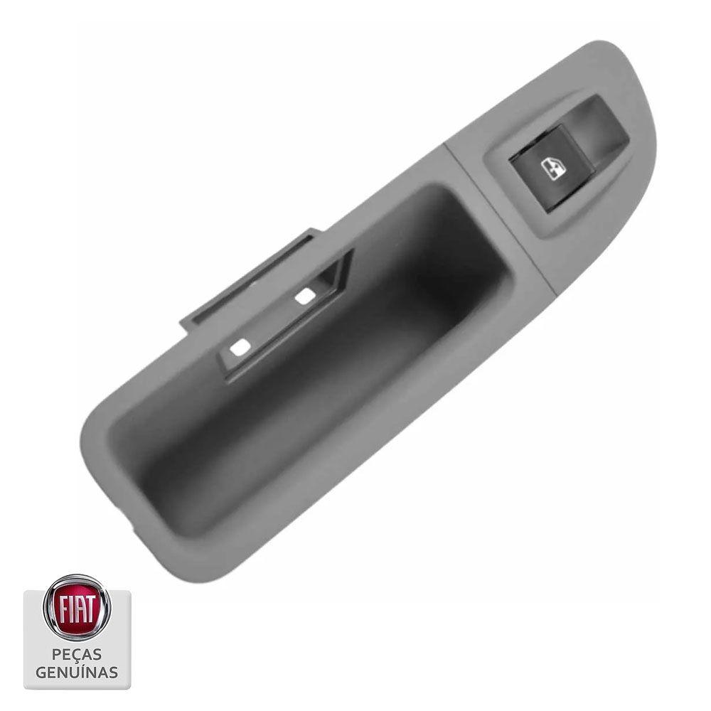 Botão Vidro Eletrico Novo Fiat Palio 12/15 Tras Esq Cod. 100197622