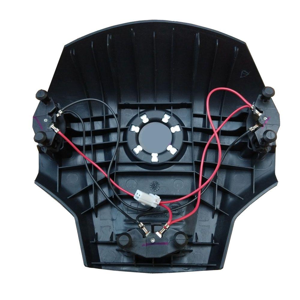 Comando Buzina Fiat Idea Palio Siena e Strada (sem Air Bag)  Cod. 100187287