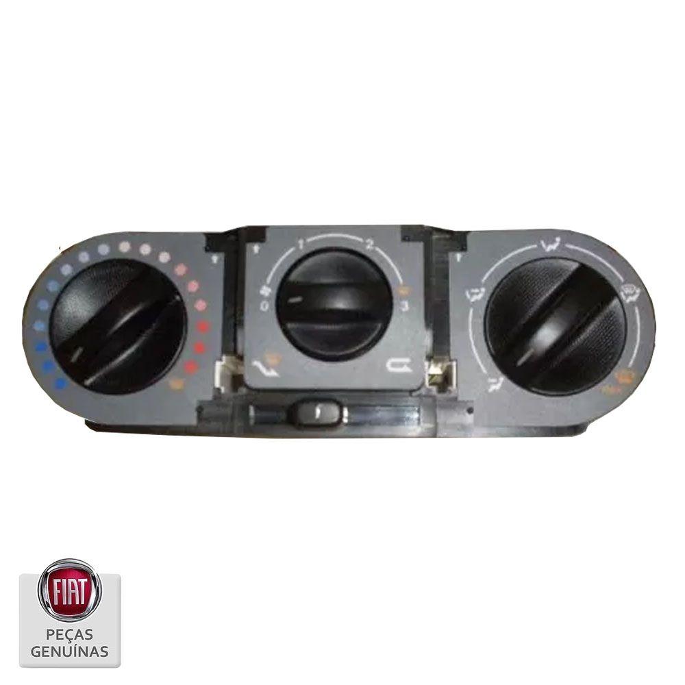 Comando Controle Painel Fiat Palio 1.0 2001 a 2004 Cod. 7083580