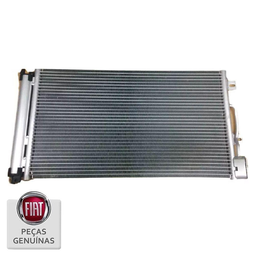 Condensador do Fiat Punto 2008 a 2017 Cod. 51869484