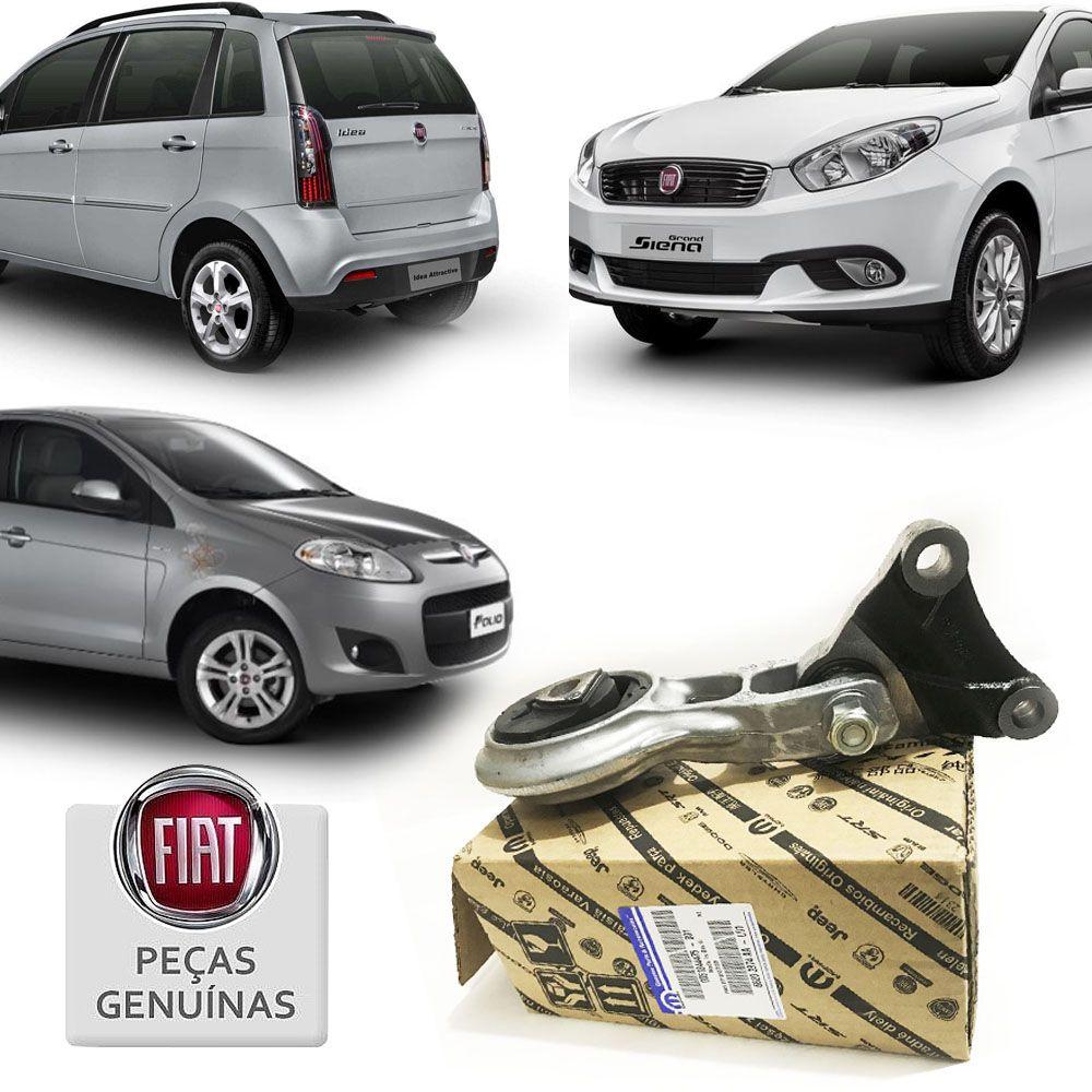 Coxim Câmbio Traseiro Fiat Palio, Siena, Idea, Strada Cod. 51844475