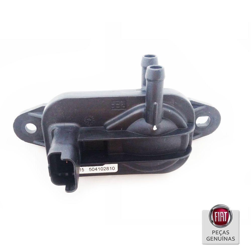 DPF Sensor De Partículas Fiat Ducato Cod. 504102810
