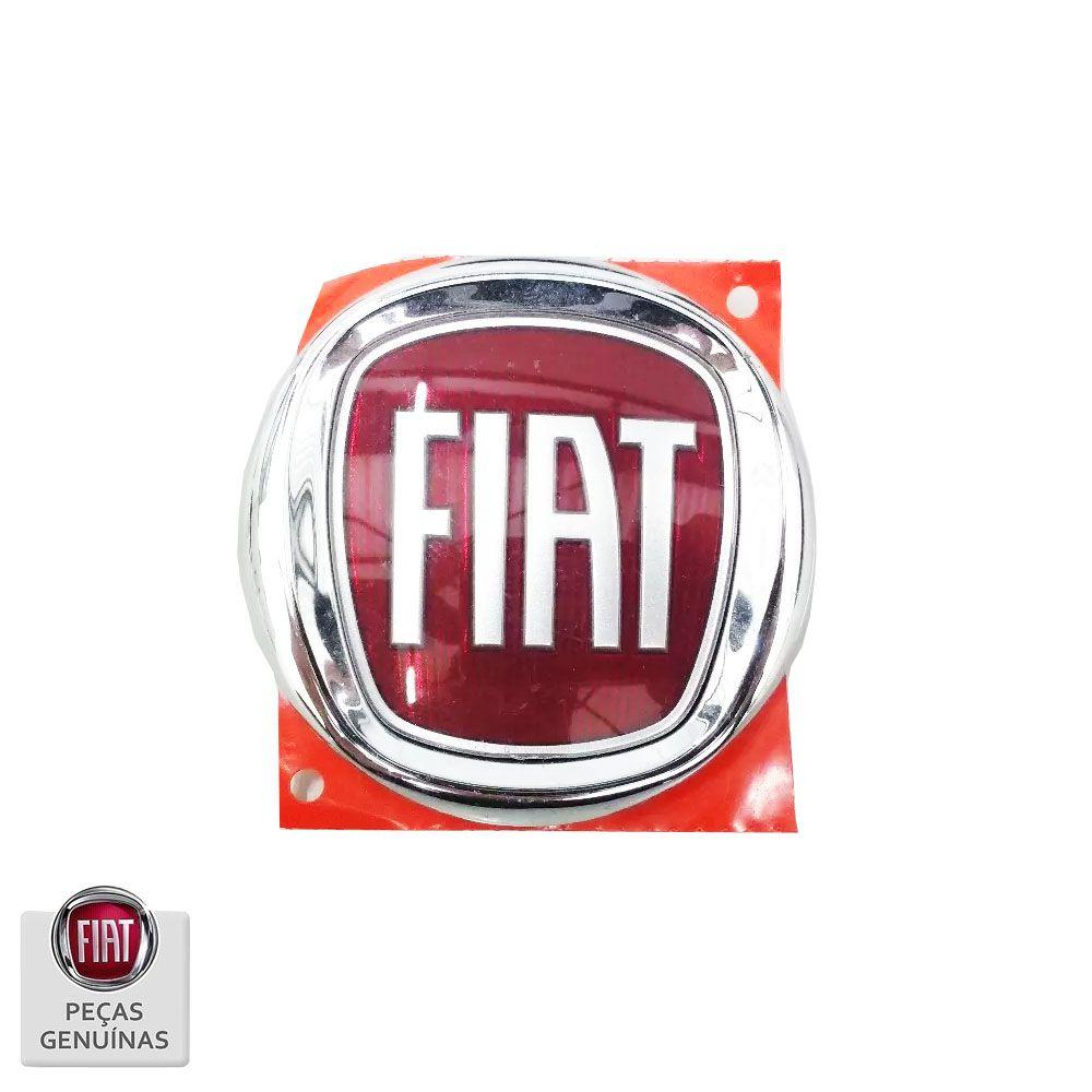 Emblema Mala Fiat Stilo Palio Uno Original Cod. 51816952