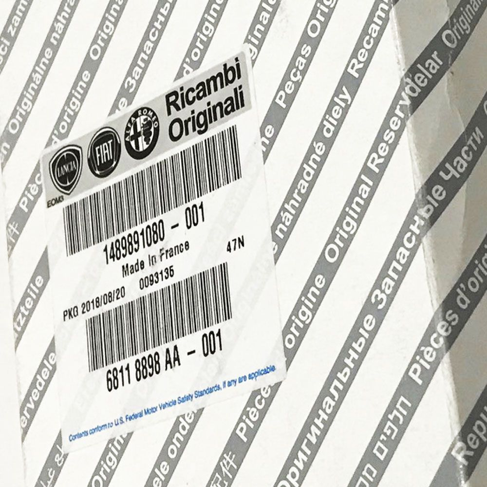 Garfo da Embreagem Fiat Ducato 2.8  Cod. 1489891080
