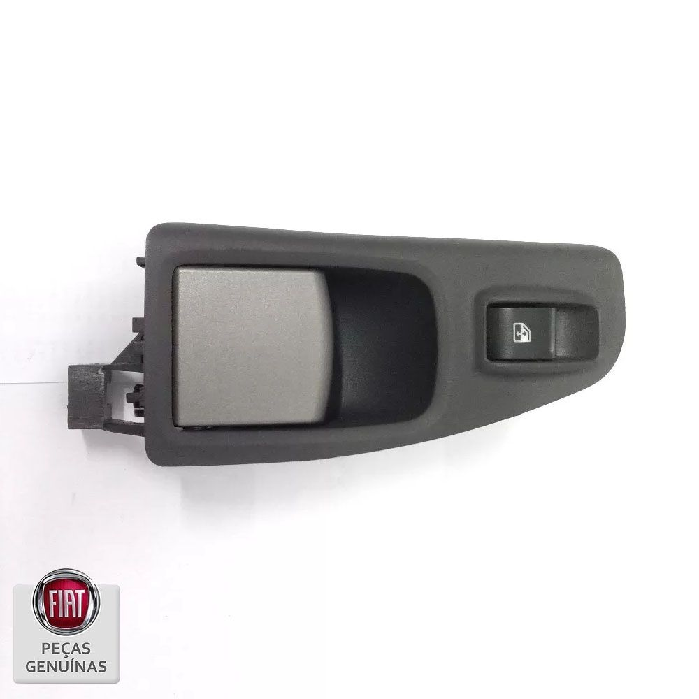 Interruptor Direito Traseiro Vidro Elétrico Fiat Idea  06 A 10 Cod. 735439544
