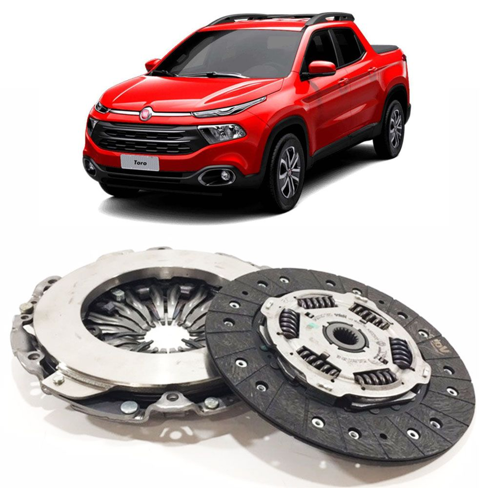 Kit Embreagem Fiat Toro Manual 2017+ 55257219