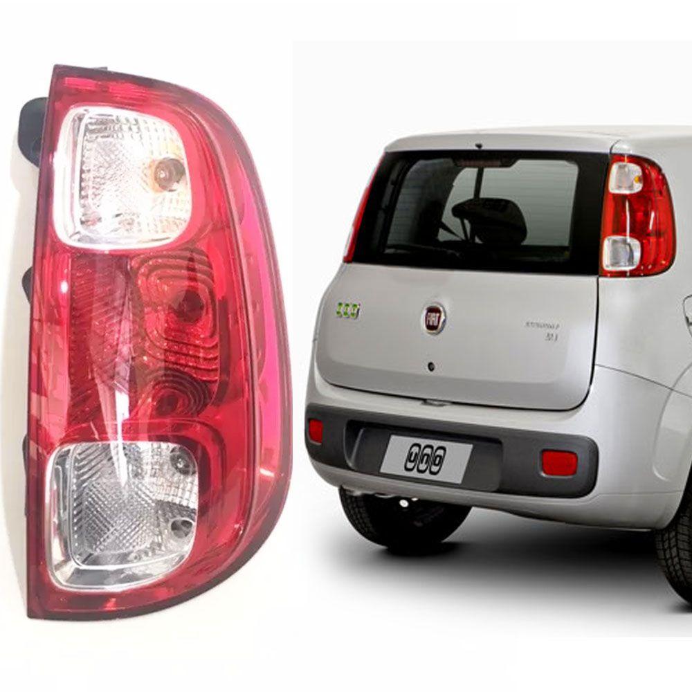 Lanterna Traseira Novo Uno 11 a 14 (LADO DIREITO) Cod. 51827936