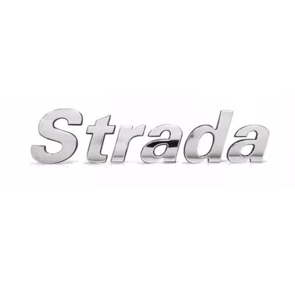 Logo Emblema Fiat Strada Original Fiat 46819858