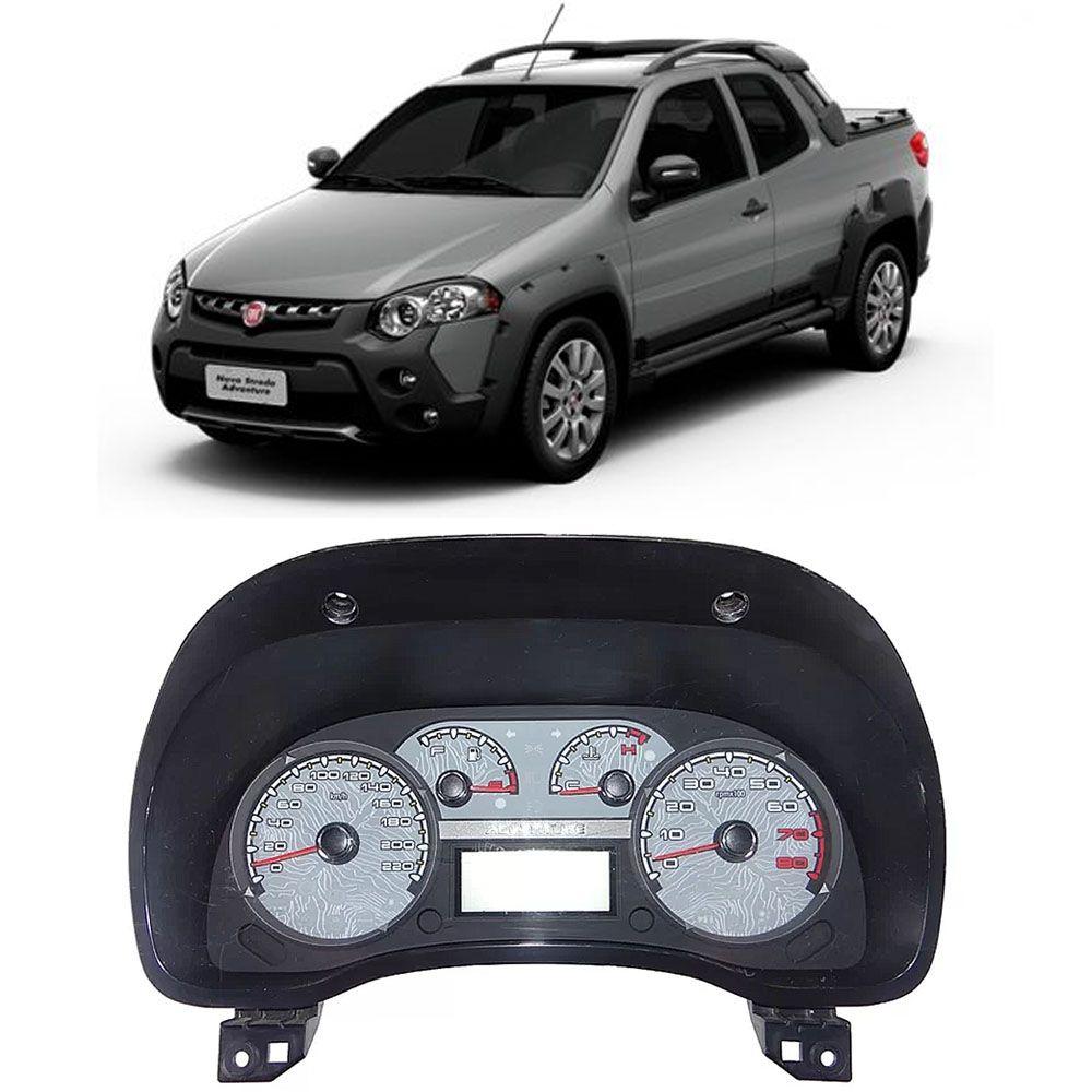 Painel Instrumentos Fiat Strada Adventure Cod. 51884678