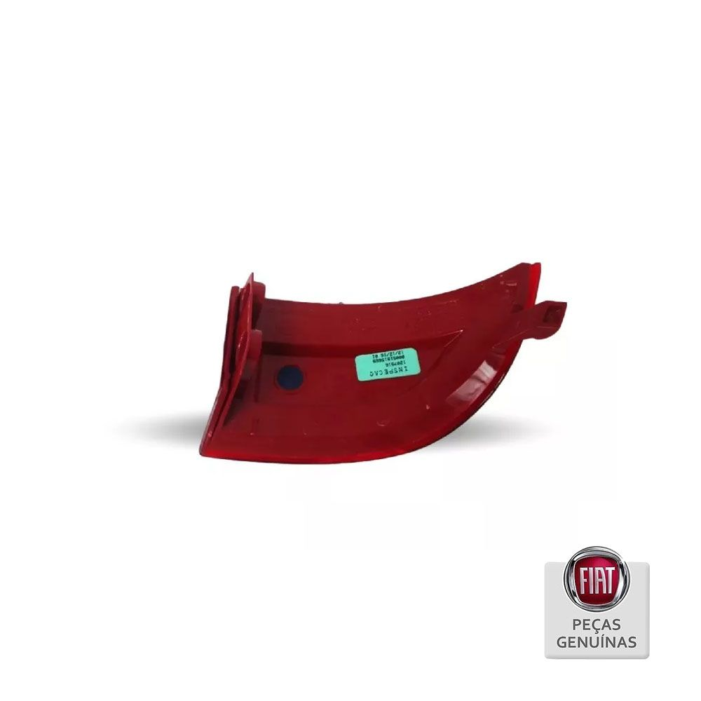 Refletor Olho De Gato Direito Fiat Strada 2013 A 2018 Cod. 51915669