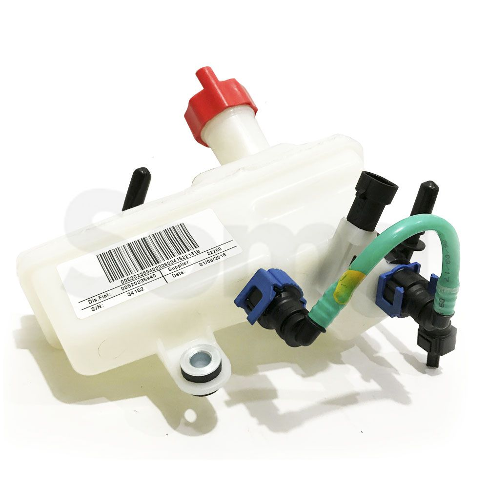 Reservatório de Combustível Fiat Toro  e Jeep Renegade Cod. 51959953